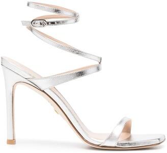 Stuart Weitzman Ellsie strappy heeled sandals