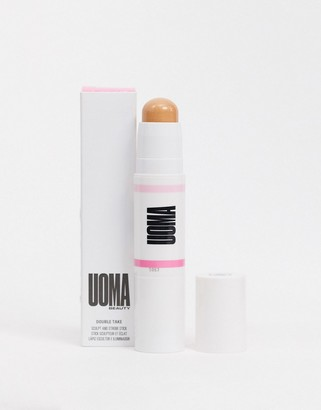 Uoma Beauty Double Take Sculpt and Strobe Stick - Honey Honey
