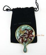 Jay Strongwater Mini Purse Mirror