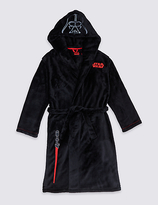 Marks and Spencer Star WarsTM Dressing Gown with Belt (5-16 Years)