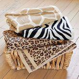 Animal Jacquard Bath Towels