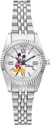 Disney Disney's Mickey Mouse Women's Stainless Steel Watch