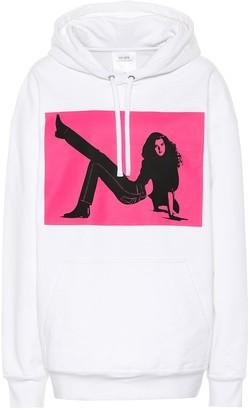 Calvin Klein Jeans Est. 1978 Printed cotton-blend hoodie