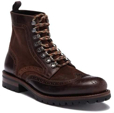 Frye George Adirondack Lace-Up Boot (Men)