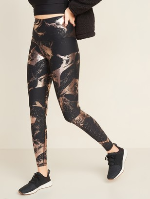 Old Navy Extra High-Waisted Powersoft Light Compression Hidden-Pocket Leggings for Women