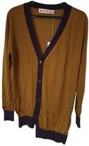 Marni Camel Cashmere Knitwear