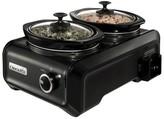Rival Crock-Pot® Hook Up Connectable Entertaining System, 2 - 1-Quart