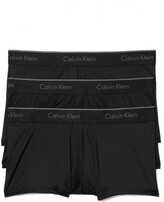 Calvin Klein 3-Pack Micro Stretch Trunks