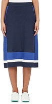 Tory Sport Women's Colorblocked Tech-Knit Skirt