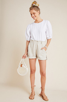 Sanctuary Ava Linen Shorts By in Assorted Size XS