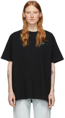 Off-White Black Gradient T-Shirt