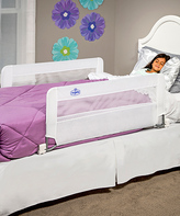 Regalo White Double-Sided Swing-Down Bed Rail
