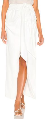L'Academie The Rachela Maxi Skirt