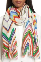 Tory Burch Women's Stripe Scarf