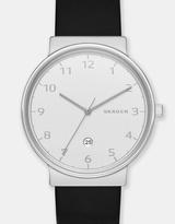 Skagen Ancher Black Analogue Watch