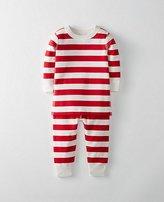Toddler Long John Pajamas In Organic Cotton