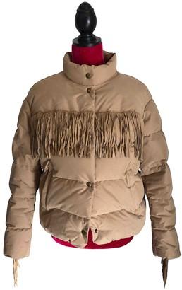 Polo Ralph Lauren Beige Cotton Coat for Women