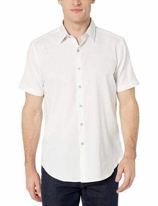 Robert Graham Men's Atlas Short Sleeve Classic FIT Shirt