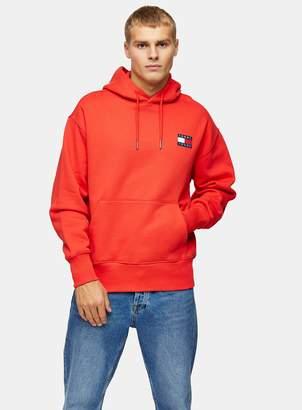 Tommy Jeans TopmanTopman Red Badge Hoodie
