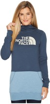 The North Face 1/2 Dome Extra Long Hoodie Women's Sweatshirt