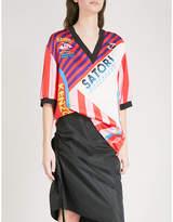 Kenzo Hyper silk T-shirt