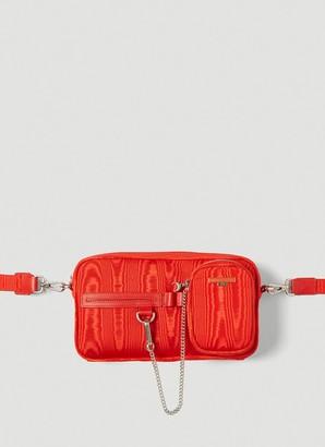 Marine Serre Textured Belt Bag