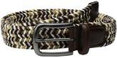 Torino Leather Co. 35mm Italian Woven Rayon Elastic Men's Belts