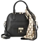 Love Moschino Saffiano Satchel