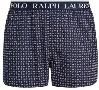 Ralph Lauren Slim Fit Cotton Boxer Short