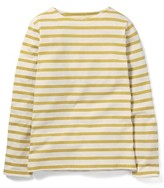 Boy's Mini Boden Mariner Breton Stripe T-Shirt