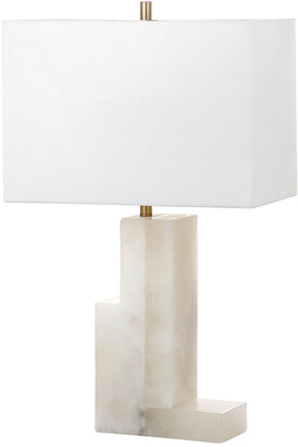 Safavieh Cora Alabaster 27.75In Table Lamp