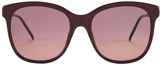Gucci Oversized Wayfarer Sunglasses