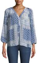 Joie Women's Sonoma Silk Blouse