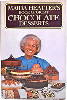 One Kings Lane Vintage Maida Heatter's Great Chocolate Desserts