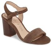Sole Society Women's 'Linny' Ankle Strap Sandal