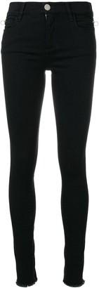 Alyx Zip detail skinny jeans
