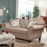 Three Posts Serta Upholstery Wheatfield Loveseat