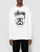 Stussy Stock Link LS Tee