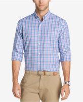 Izod Men's Saltwater Breeze Plaid Shirt