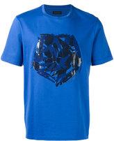 Z Zegna print T-shirt - men - Cotton - L