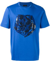 Z Zegna print T-shirt - men - Cotton - M