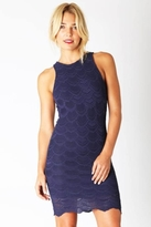 Nightcap Clothing Belize Dress in Blue Orchid