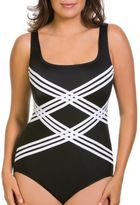 Longitude Colorblock One-Piece Swimsuit