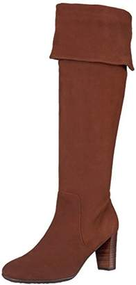 Aerosoles Women's Lavender Over The Over The Knee Boot