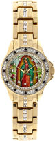 Elgin Womens Our Lady of Guadalupe Bracelet Watch