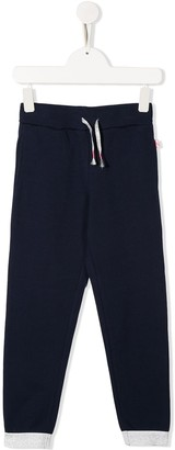 Billieblush Apple Print Slim-Fit Track Pants