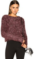 Ellery Vaporize Sweater in Pink.