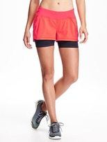 Old Navy Performance Active 2-In-1 Shorts for Women