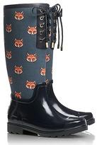 Fox Lace-Up Rainboot