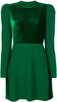 Elie Saab front panel dress